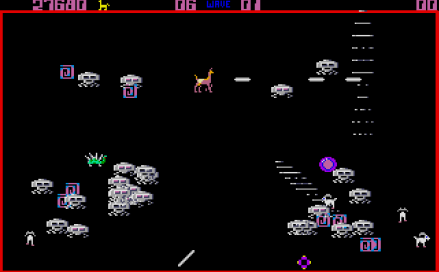Llamatron screenshot
